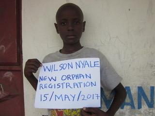 Wilson Nyale Wanje