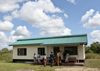 Clinic in Karimboni Village